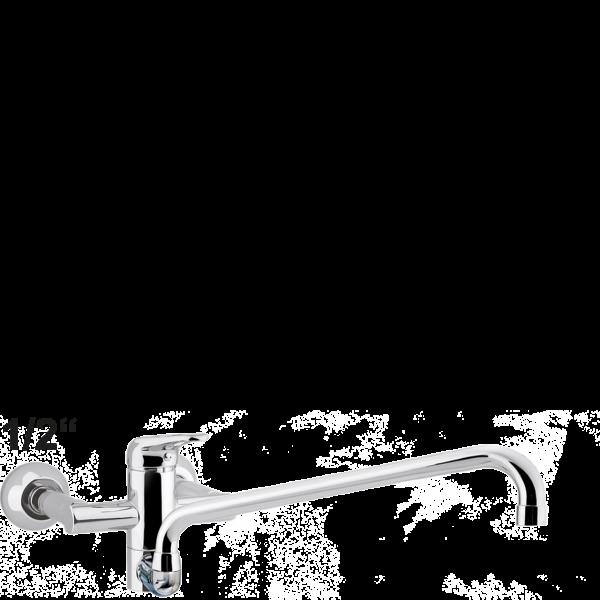 armag chrome Wandbatterie 1/2
