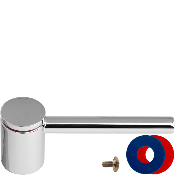 armag mono 1-Fluegel-Metall-Griff verchromt